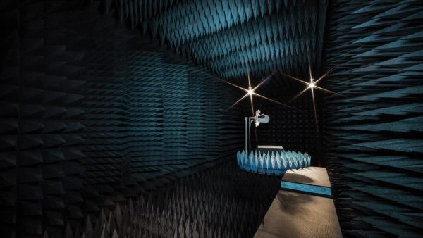 Anechoic Chamber for antenna performance measurements